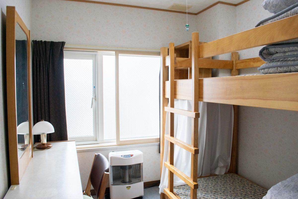 【個室】2段ベッドの部屋   [Private] 1 Bunkbed Room