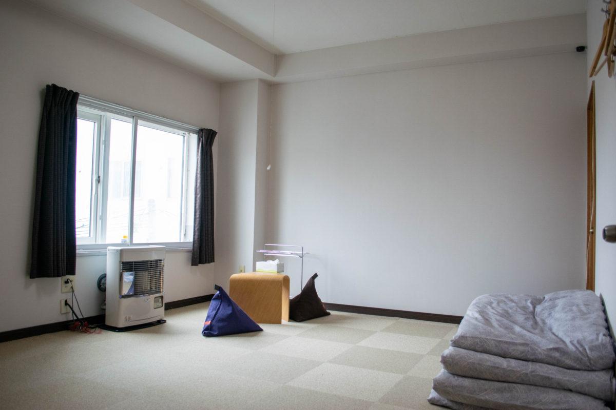 【個室】5つの布団の部屋   [Private] 5 Futon Mattresses Room